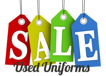 SMG's Used Uniform Sale
